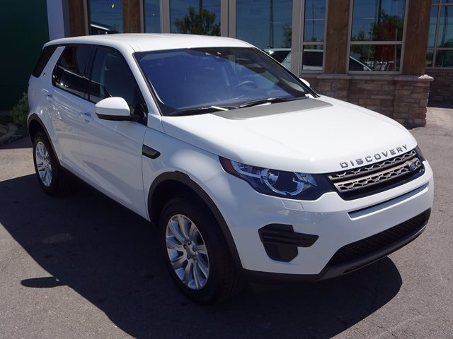 Pre Owned 2017 Land Rover Discovery Sport Se