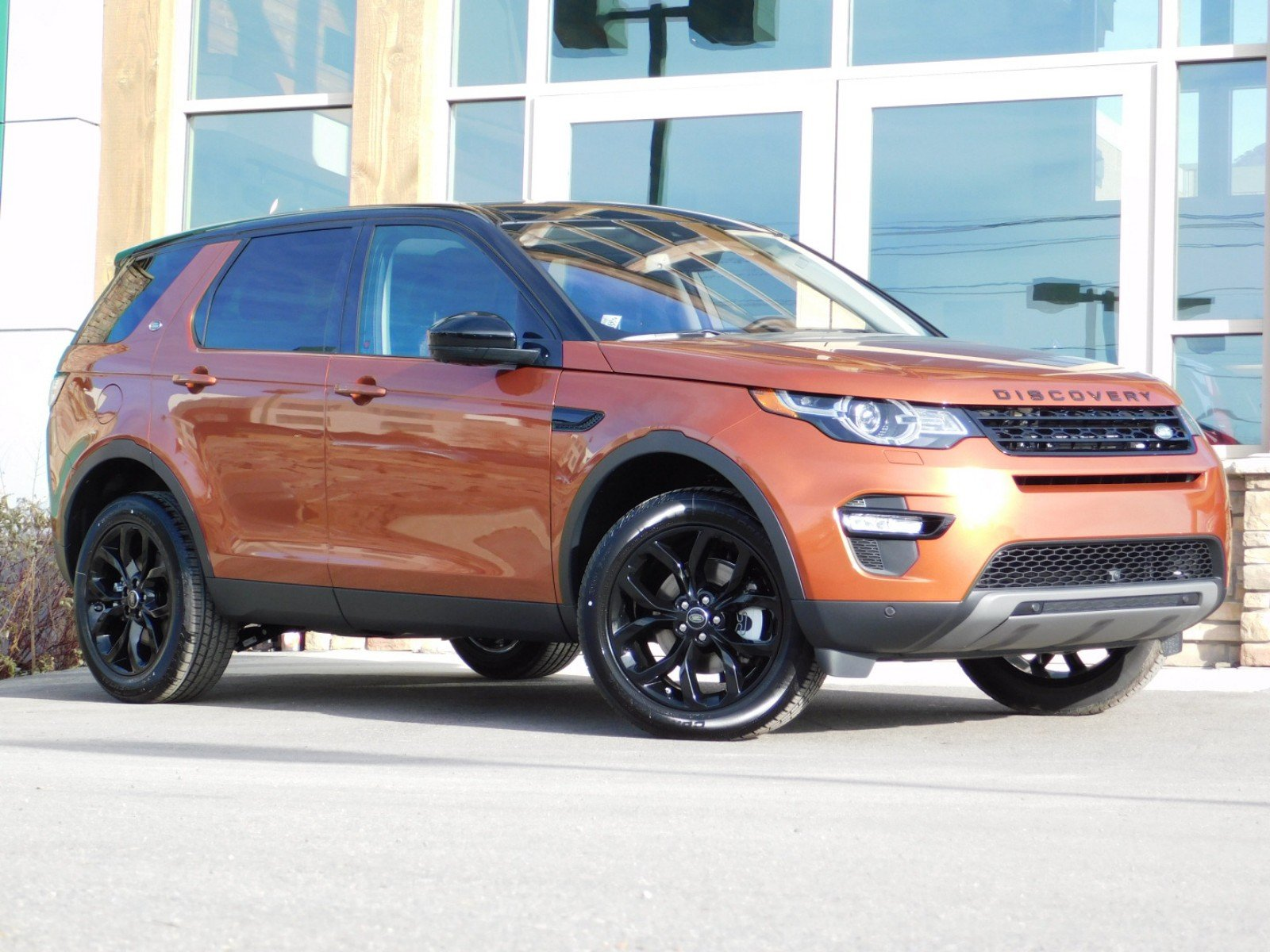 Range Rover Discovery Sport >> New 2019 Land Rover Discovery Sport Hse 4wd