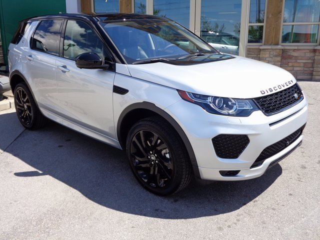 Land Rover Discovery Sport Hse Luxury >> New 2018 Land Rover Discovery Sport Hse Luxury 4 Door In Centerville