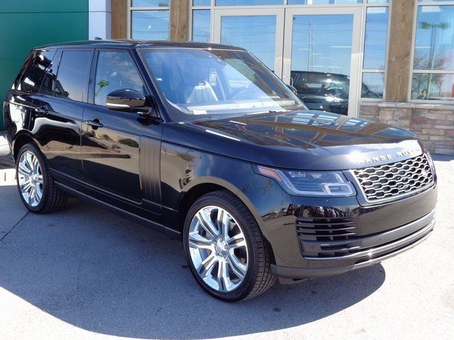 New 2018 Land Rover Range Rover WAGON 4 DOOR