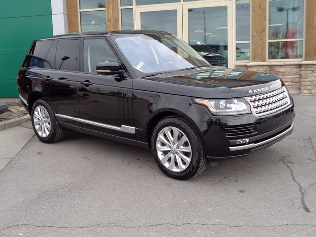 New 2017 Land Rover Range Hse