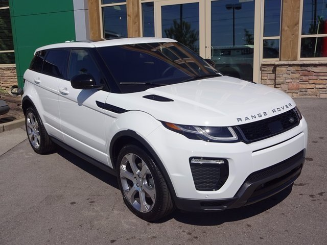 New 2017 Land Rover Range Evoque Hse Dynamic