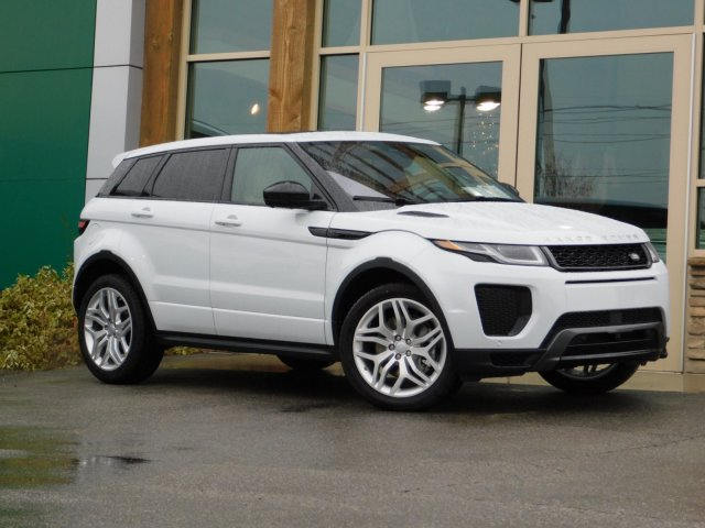 Land Rover Evoque >> New 2019 Land Rover Range Rover Evoque Hse Dynamic 4wd