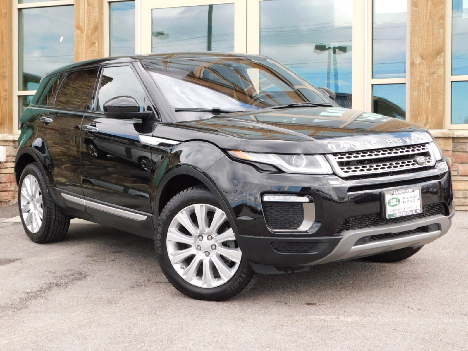 Certified Pre Owned 2016 Land Rover Range Evoque Hse