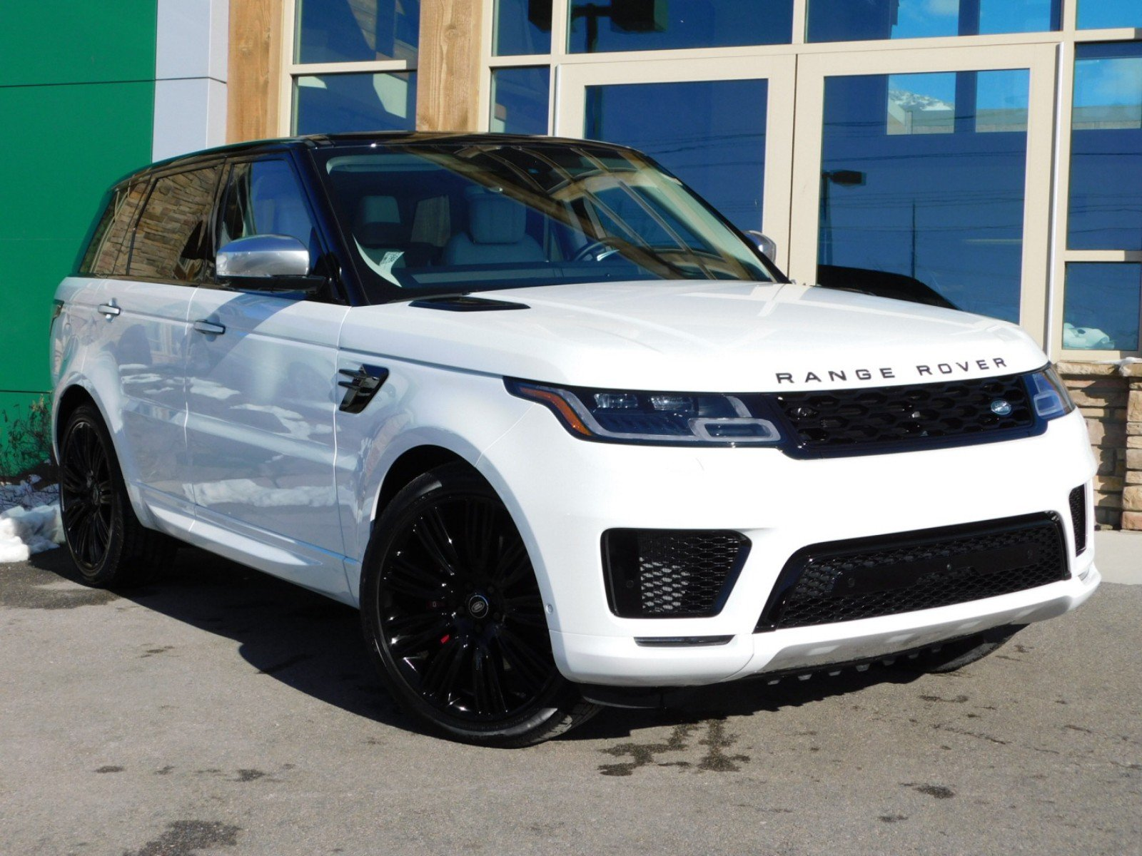 New 2019 Land Rover Range Rover Sport Autobiography 4 Door in ... 884b840ead0c