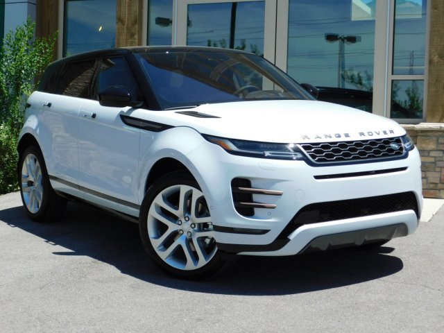 Land Rover Range Rover >> New 2020 Land Rover Range Rover Evoque First Edition Awd