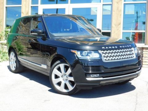 Who Owns Range Rover >> 26 Certified Pre Owned Land Rovers In Stock Land Rover Centerville