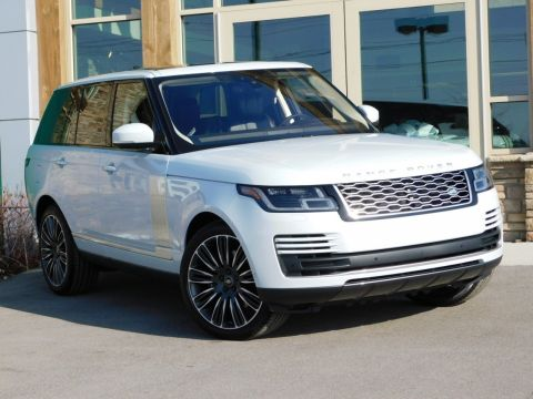 New 2019 Land Rover Range Rover WAGON 4 DOOR