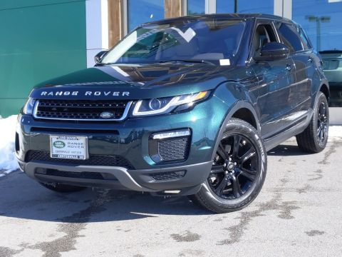 Certified Pre-Owned 2016 Land Rover Range Rover Evoque WAGON 4 DOOR