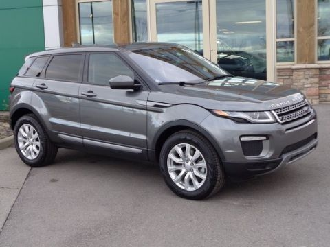 New 2017 Land Rover Range Rover Evoque WAGON 4 DOOR