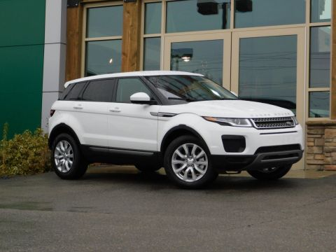 New 2019 Land Rover Range Rover Evoque WAGON 4 DOOR