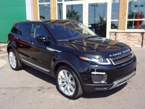 New 2017 Land Rover Range Rover Evoque HSE