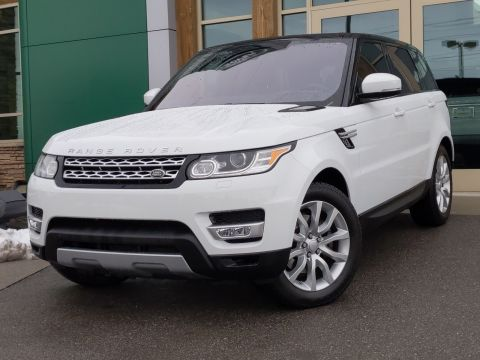 Pre-Owned 2017 Land Rover Range Rover Sport HSE